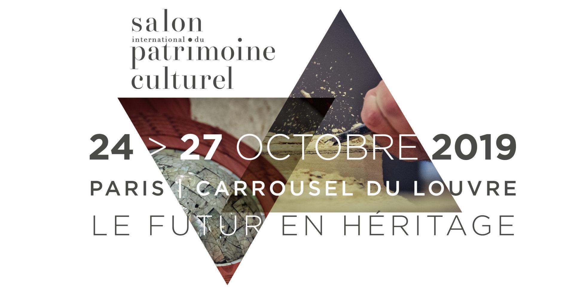 Salon international du patrimoine 2019